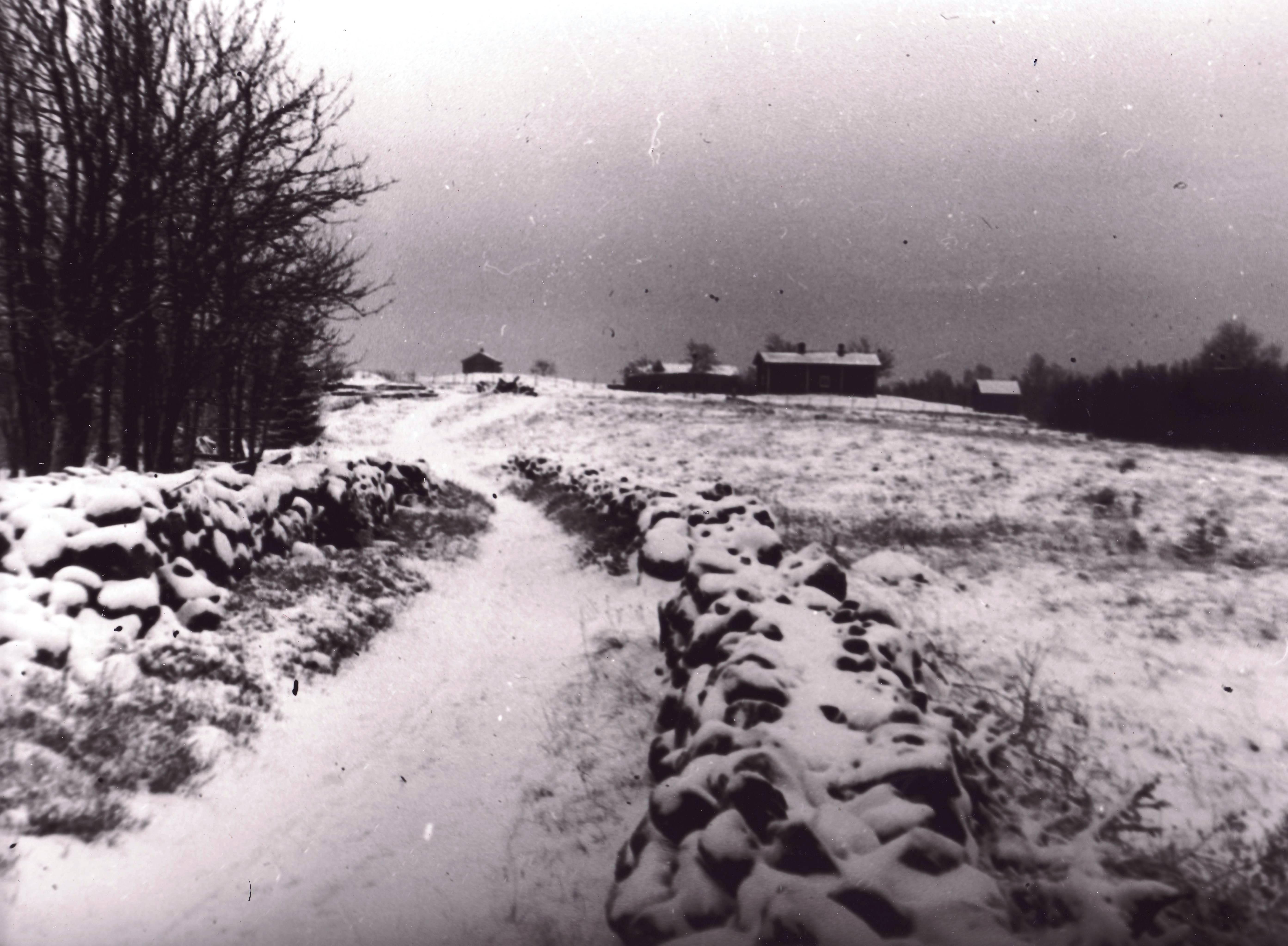 Wägragrinden cirka 1945