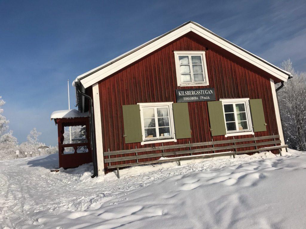 Tomasboda i solsken och snö