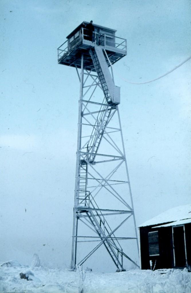 Tornet i senaste version helt i metall